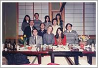 「大相撲福岡場所」で元横綱「武蔵丸関」が十両優勝したときのインタビュー通訳