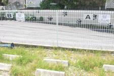 8. 駐車場はA・B・Dをご利用ください。
